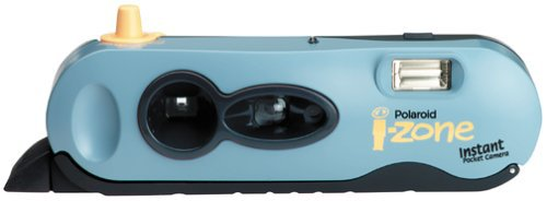Amazon.com : Polaroid i-zone Pocket Instant Camera, Blue : Instant Film Cameras : Camera & Photo