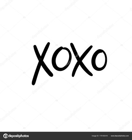 Images: xoxo christmas | XoXo. Christmas and Happy New Year cards. Modern calligraphy. Hand lettering for greeting cards, photo overlays, invitations, tags. — Stock Vector © anmark #175150318