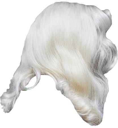 classy platinum blonde hair