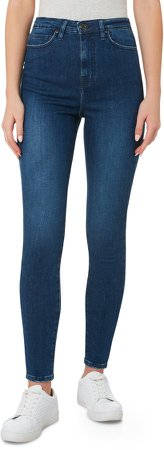 Harriet Organic Cotton Blend Skinny Jeans