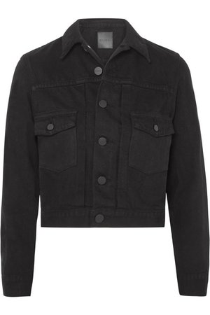 Goldsign | The Pleat denim jacket | NET-A-PORTER.COM