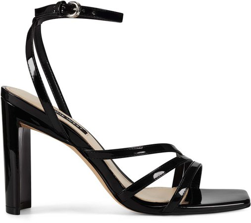 Zelina Heeled Strappy Sandals