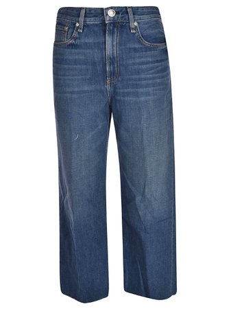 Rag & Bone Wide Leg Jeans