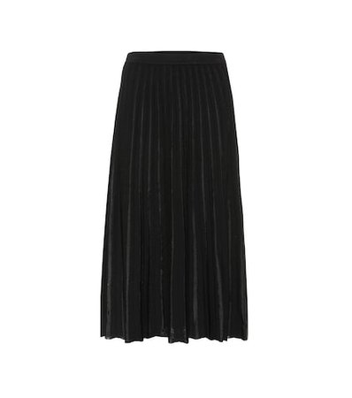 Laverna pleated skirt