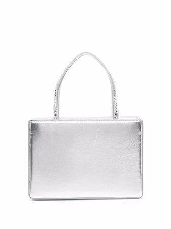 Amina Muaddi Amini Gilda Mini Bag - Farfetch
