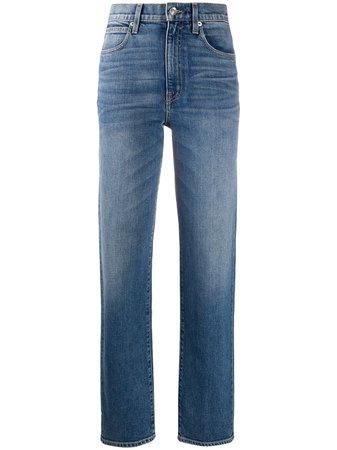 Slvrlake London Straight Leg Jeans - Farfetch