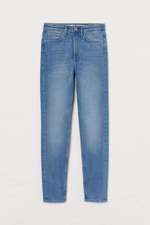 Superstretch Skinny Fit Jeans - Blue