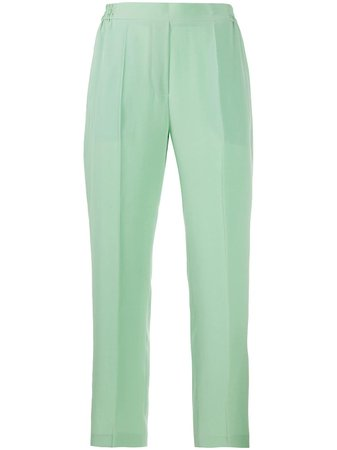 Etro Slim-Fit Trousers Ss20 | Farfetch.com