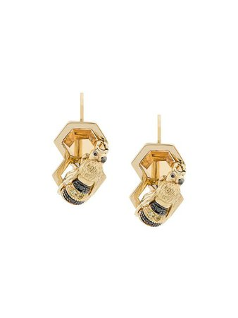 Delfina Delettrez To Bee Or Not To Bee Earrings