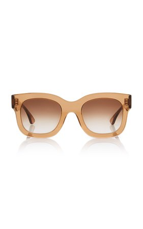Thierry Lasry Unicorny 864 Cat-Eye Acetate Sunglasses