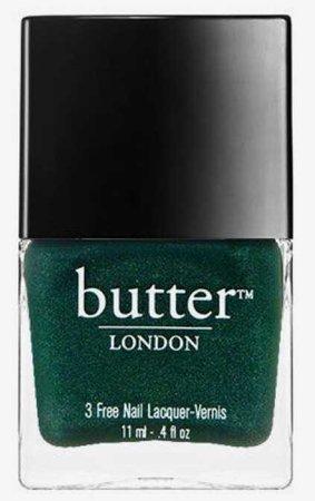 butter london british racing green nail lacquer polish