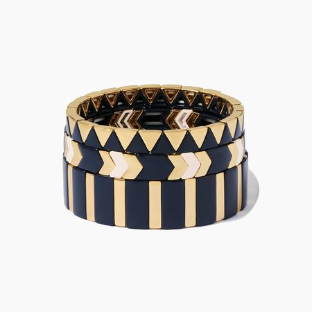 Suit Up Bracelet – Roxanne Assoulin