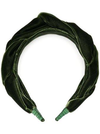 Le Monde Beryl Braid Headband - Farfetch