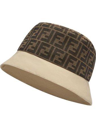 Fendi FF Motif Bucket Hat - Farfetch
