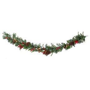 Waitrose Christmas Woodland Garland - Waitrose & Partners