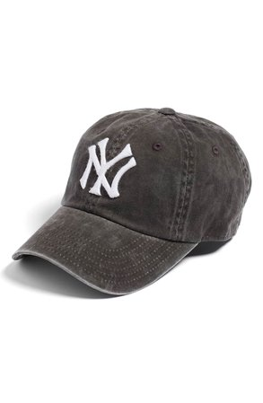 New Raglan New York Yankees Baseball Cap