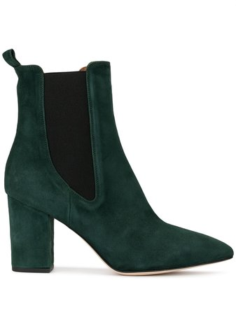 Paris Texas High-Heel Chelsea Boots