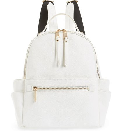 Mali + Lili Isabel Vegan Leather Backpack | Nordstrom