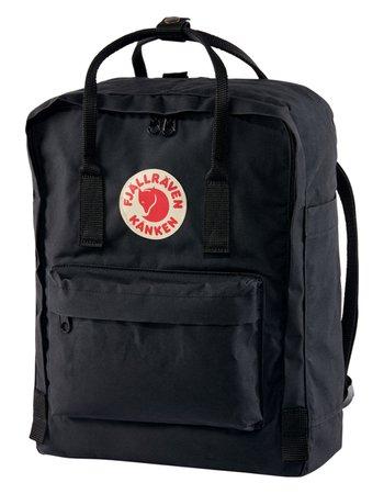 FJALLRAVEN Kanken Black Backpack - BLACK - 23510-550 | Tillys