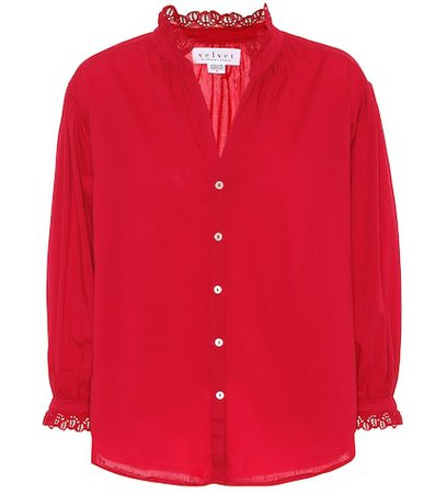 Myrella cotton shirt