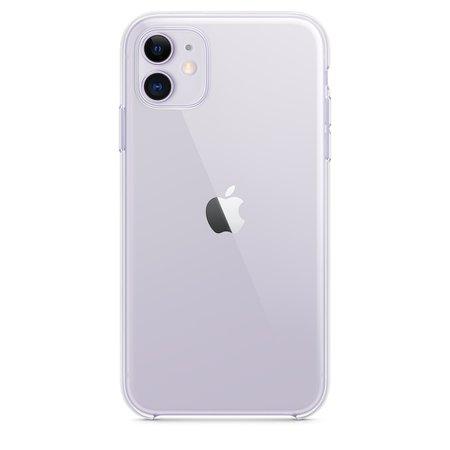 iPhone 11 투명 케이스 - Apple (KR)