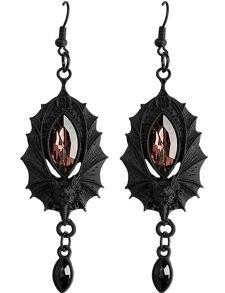 goth earrings