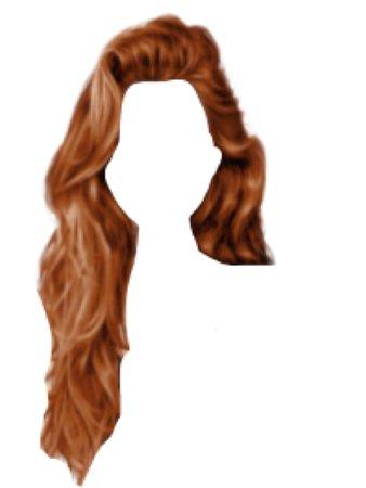 Ginger Hair PNG