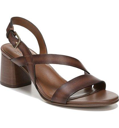 Naturalizer Arianna Block Heel Sandal (Women) | Nordstrom