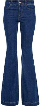 The 70s Flare High-rise Flared Jeans