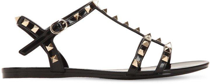 10mm Rockstud Pvc Sandals
