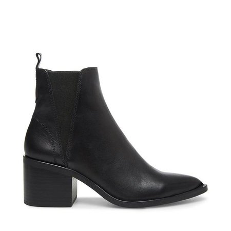 AUDIENCE BLACK LEATHER – Steve Madden