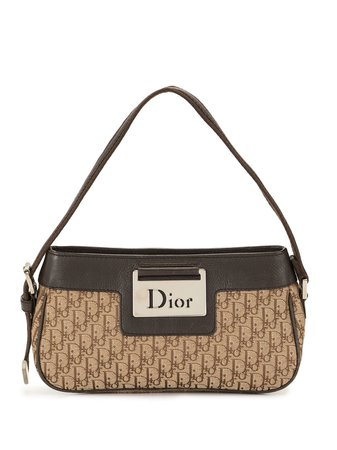 Christian Dior pre-owned Street Chic Trotter Tote Bag - Farfetch