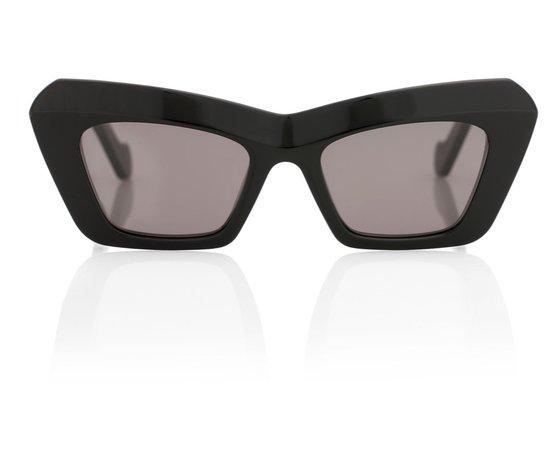 LOEWE Square Cateye Sunglasses