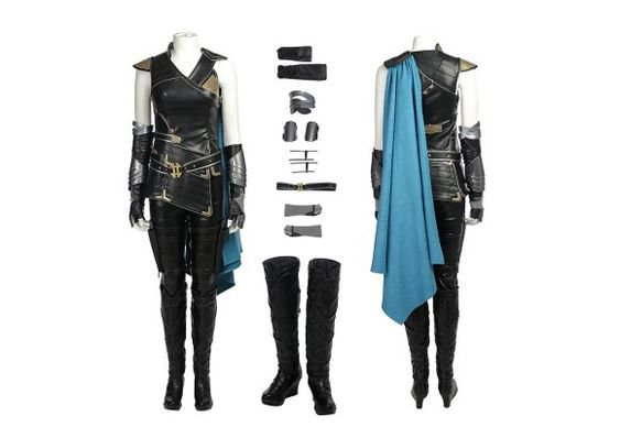 Valkyrie Outfit