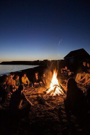 summer nights aesthetic