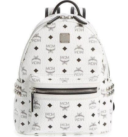 MCM Small Stark Side Stud Backpack | Nordstrom