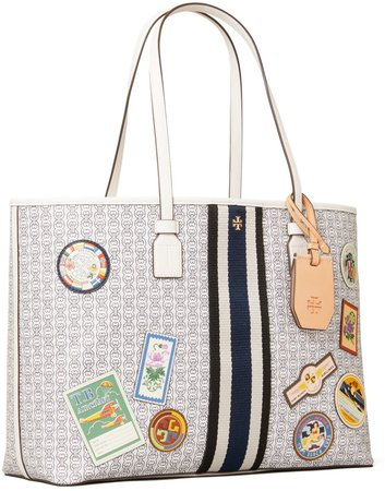 Gemini Link Canvas Patches Tote