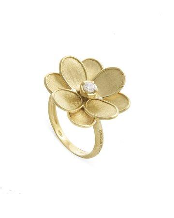 Marco Bicego Petali 18k Flower Ring