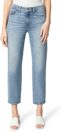 The Scout Ankle Straight Leg Jeans
