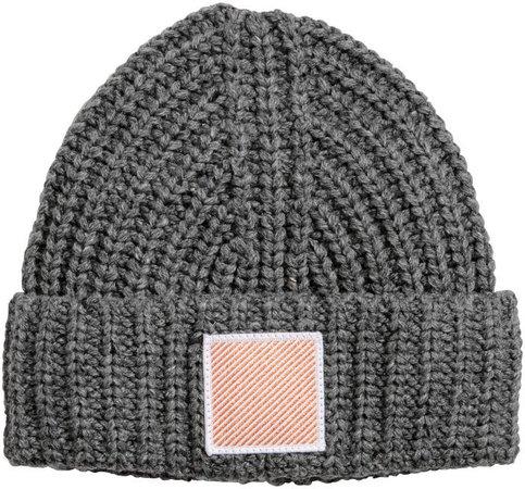 Knit Hat - Black