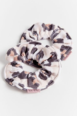 KITSCH Towel Scrunchie Set | Urban Outfitters