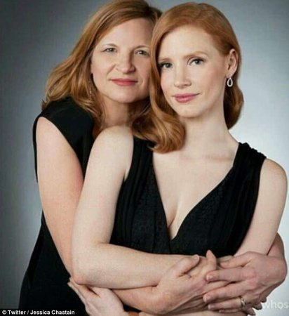 jessica chastain mother - Google Search
