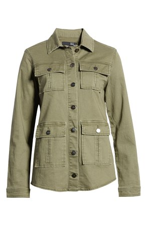 1822 Denim Utility Jacket | Nordstrom