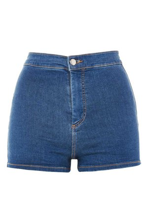 MOTO Joni Shorts - Denim - Clothing - Topshop