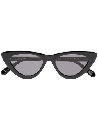 Chimi Black Berry cat-eye sunglasses
