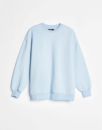 Oversize-Sweatshirt - Sweatshirts und Hoodies - Damen | Bershka