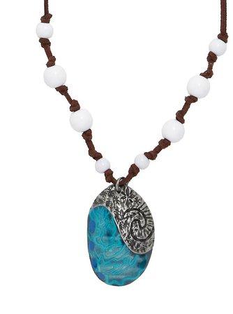 Disney Moana Heart Of Te Fiti Replica Necklace