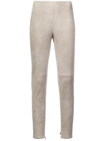 Ralph Lauren Collection Slim Fit Trousers - Farfetch