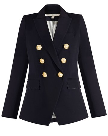 Miller Dickey Jacket   Veronica Beard