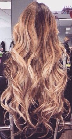 Long Curly Pinterest Hairstyles